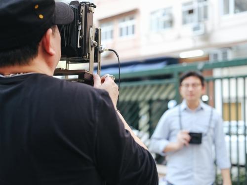 Large Format Camera Film CameraGatheringShima eleven Hong Kong-Shutter Alliance