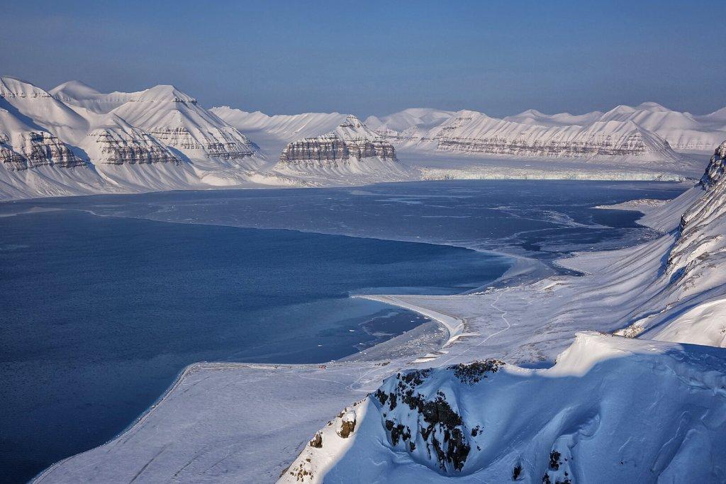 Arctic Landscape of Svalbard