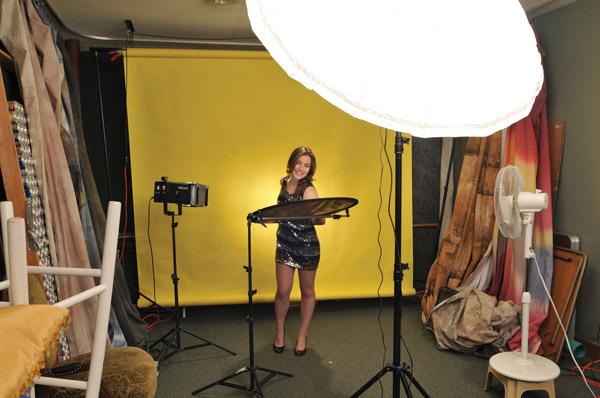 einstein studio light an affordable