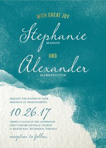 Beach Wedding Invitations Inspiration Shutterfly