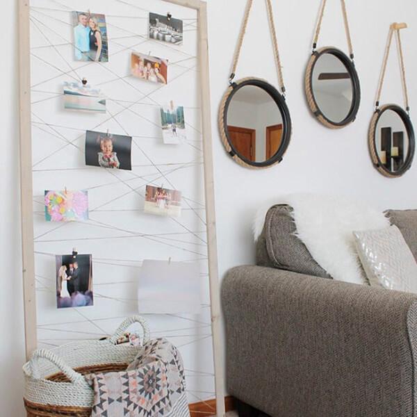 Dorm Decorating Idea By Shutterfly