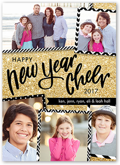 happy new year messages for greeting card