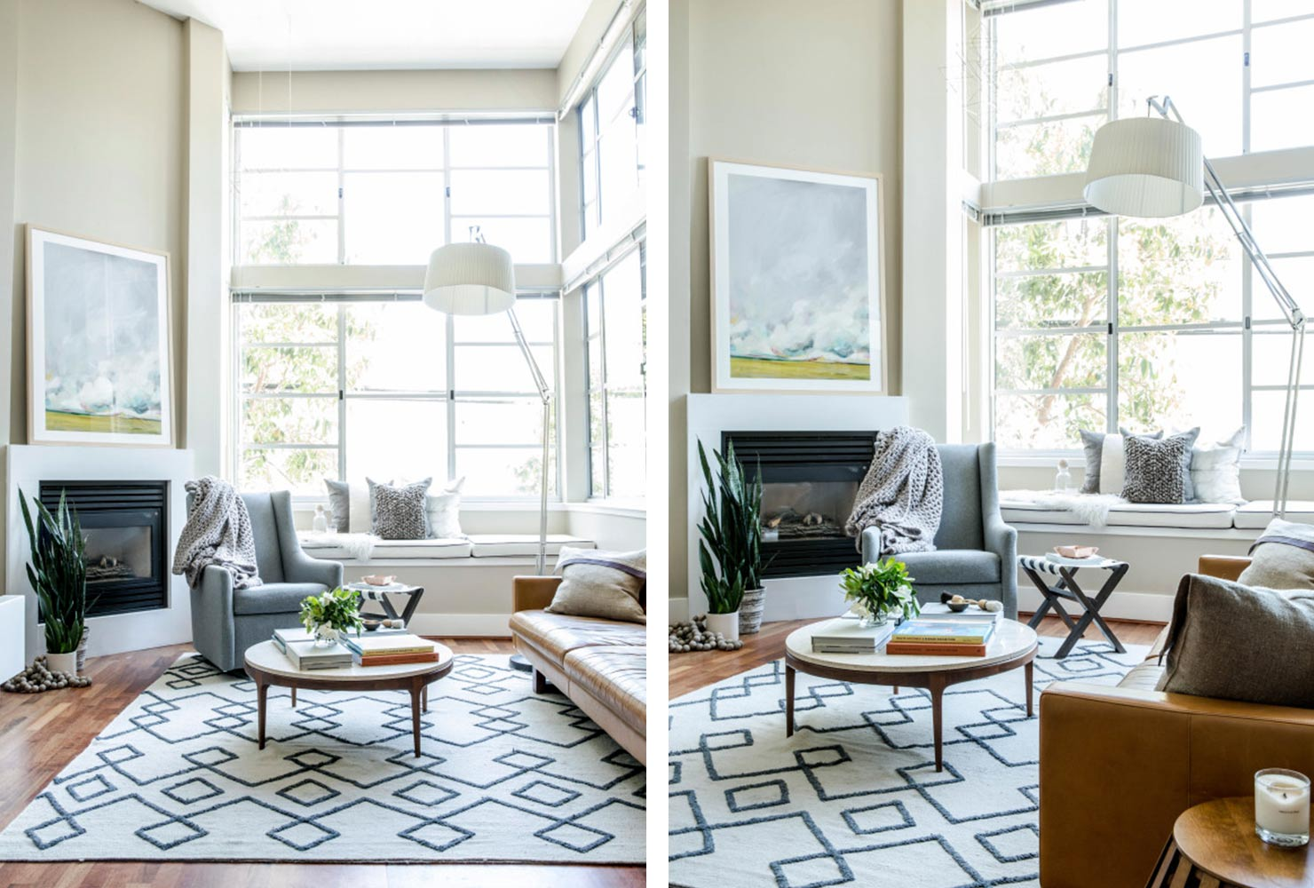 21 Ways To Decorate A Small Living Room And Create Space on Small Space Small Living Room With Fireplace  id=75460