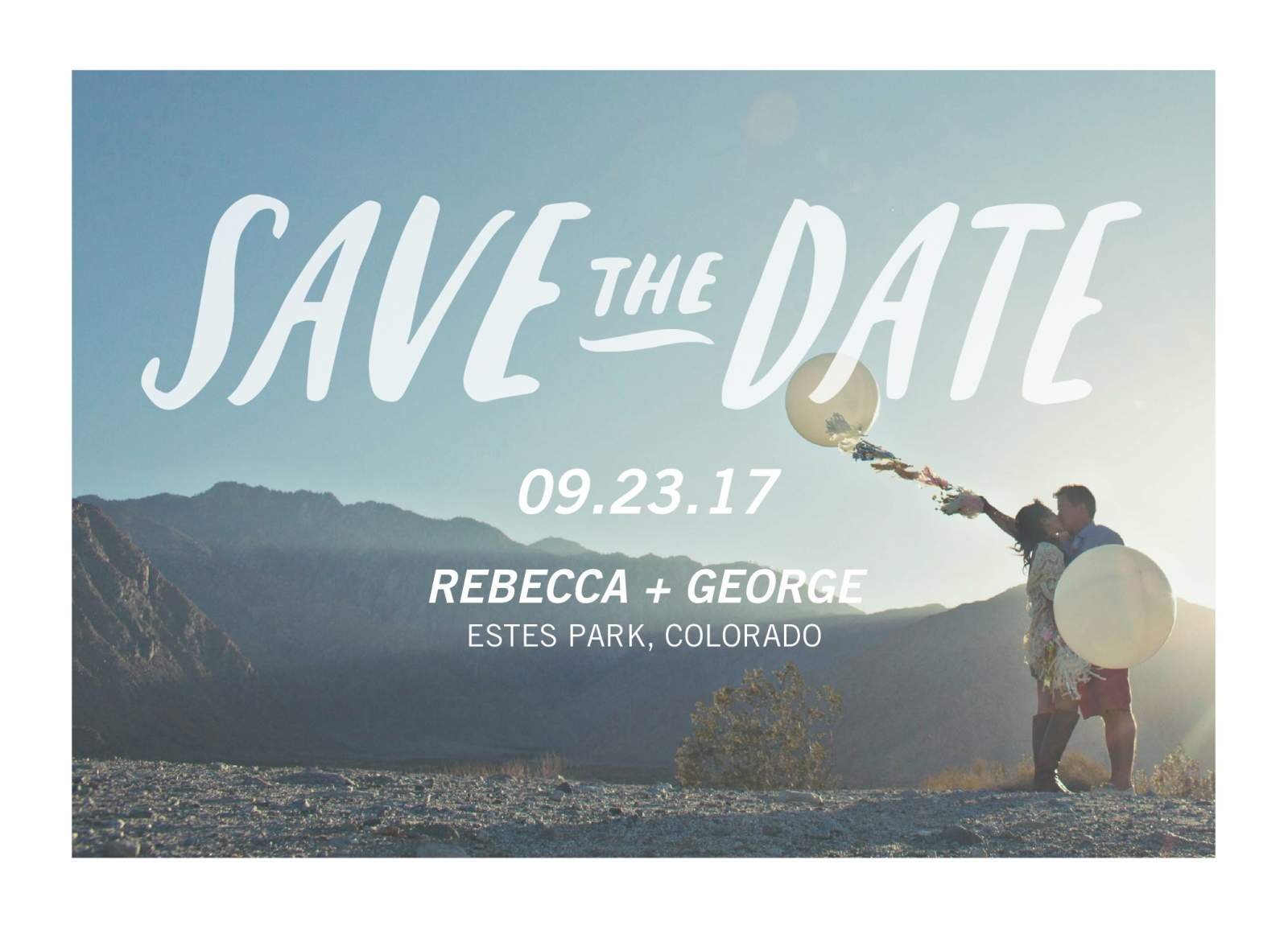 When To Send Save The Dates Wording Amp Etiquette Guide