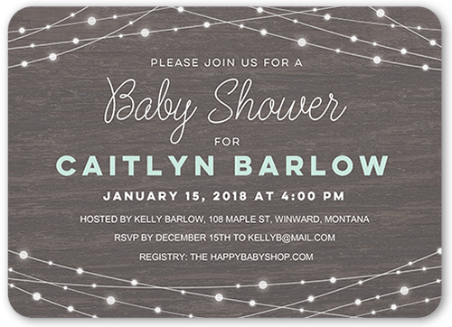 Who Do You Invite To A Baby Shower