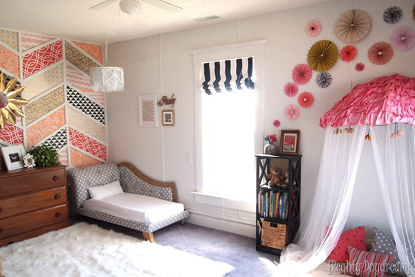 75 Delightful Girls' Bedroom Ideas | Shutterfly on Pretty Room Decor For Girl  id=27479