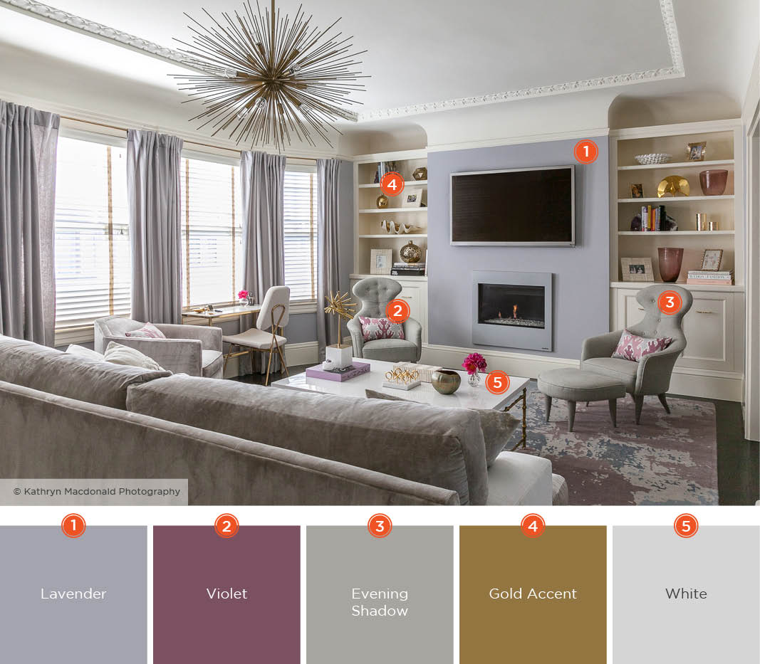 Decorating your living room properly will. 20 Inviting Living Room Color Schemes | Ideas and ...