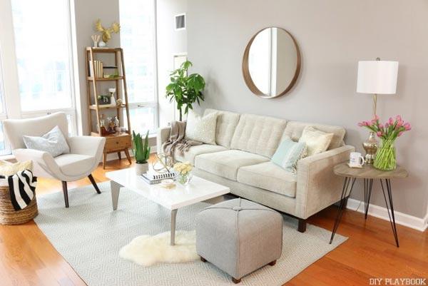 50 Simple Living Room Ideas for 2018 | Shutterfly on Basic Room Ideas  id=95266