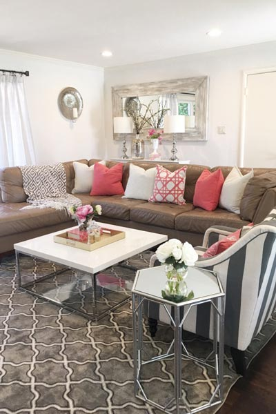 50 Simple Living Room Ideas for 2019 | Shutterfly on Basic Room Ideas  id=39169