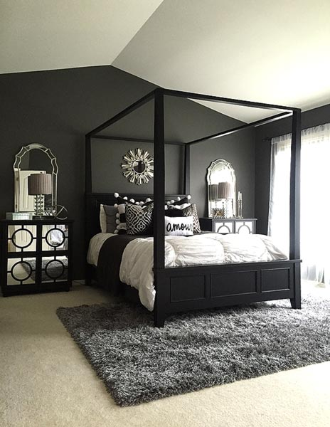 title | Black And White Bedroom Decor Ideas