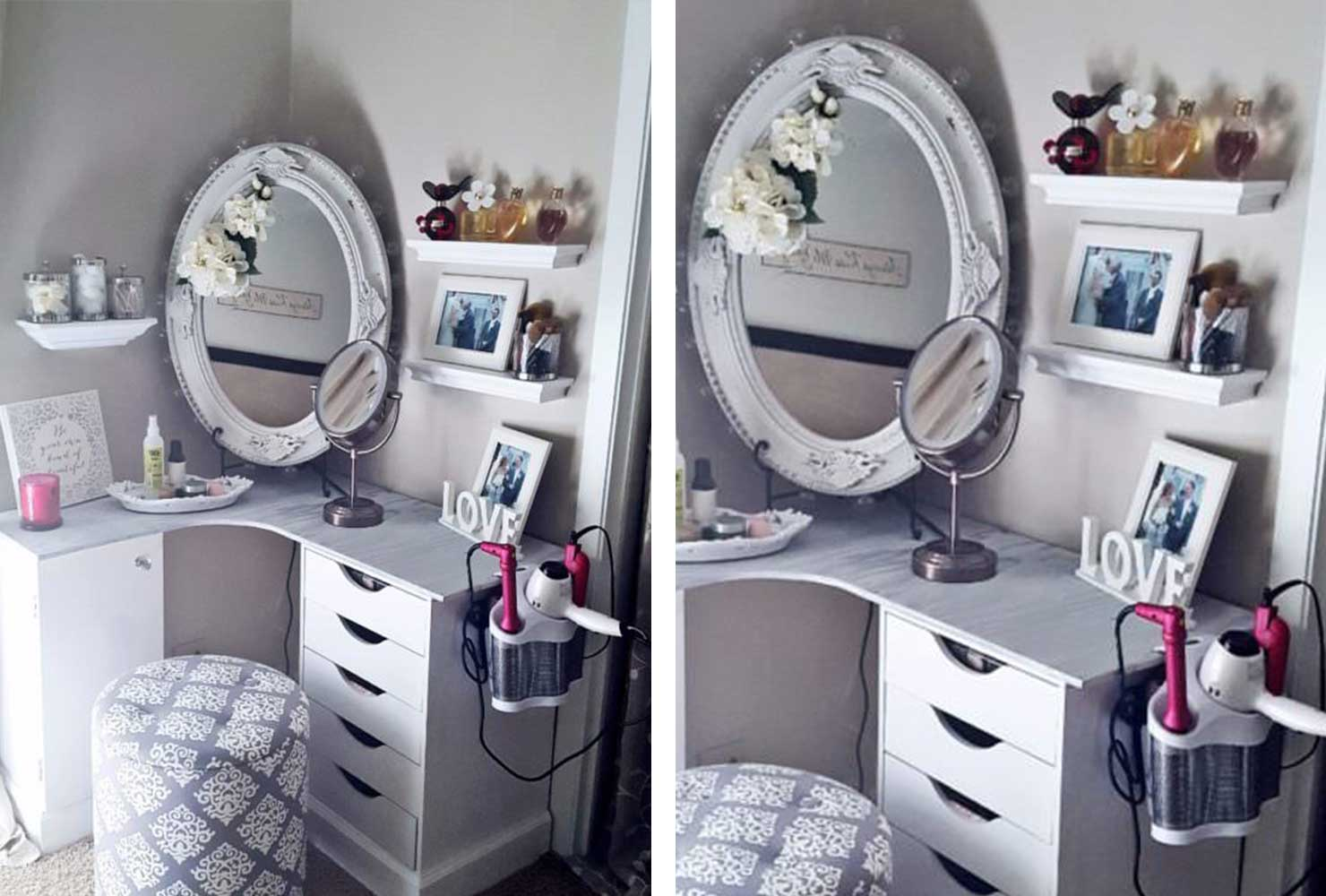 26 DIY Teen Room Decor Ideas to Personalize Any Space ... on Mirrors For Teenage Bedroom  id=29648