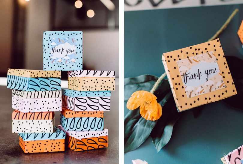 gift box printables