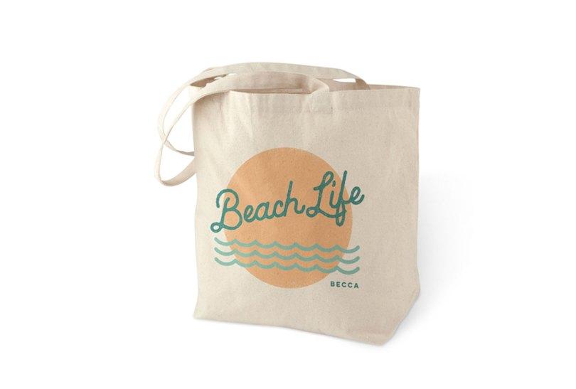 ready for the beach bag