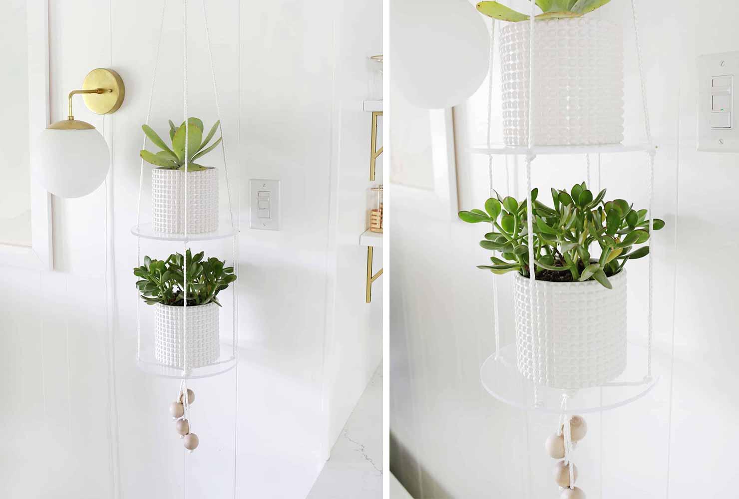 65 Ingenious Indoor Plant Decor Ideas   Shutterfly on Plant Hanging Ideas  id=51178