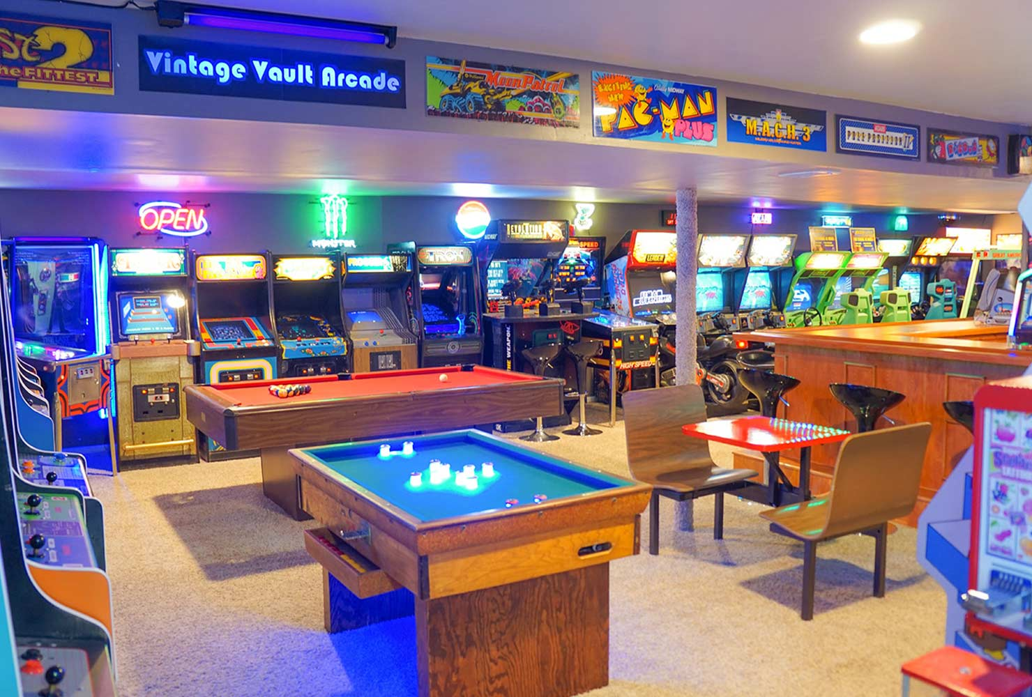 Hockey has been a favorite game of sports fans since the late 1800s. 38 Best Game Room Ideas For Any Entertaining | Shutterfly