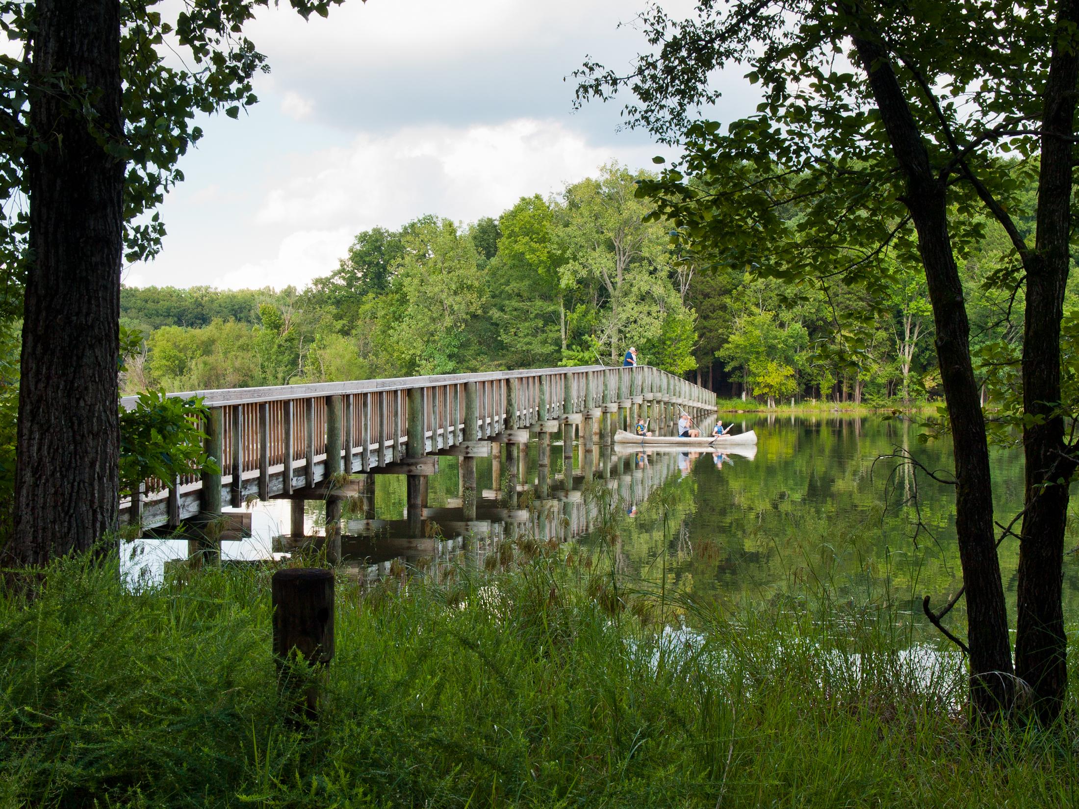 Couchville Lake