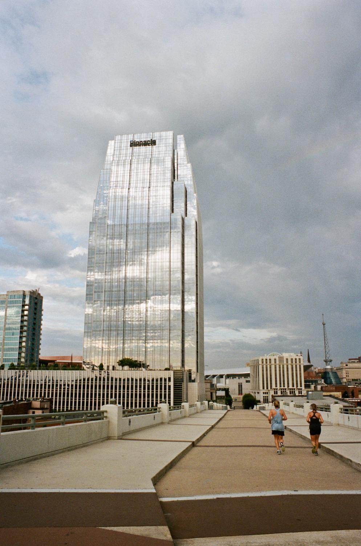 Blending In - Pinnacle Bank Tower