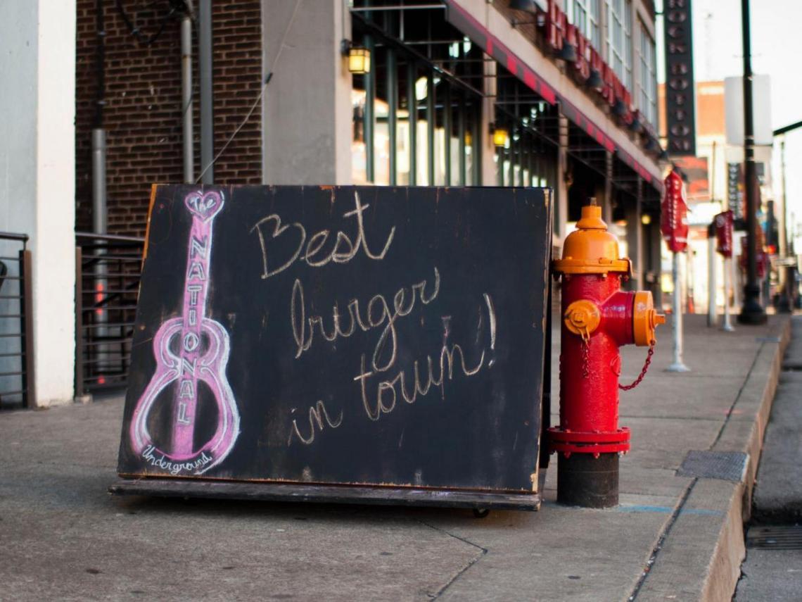 Music City Burger
