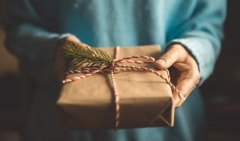 cadeau geven aan fotograaf