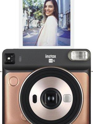 cadeau fujifilm instax square analoge polaroid camera