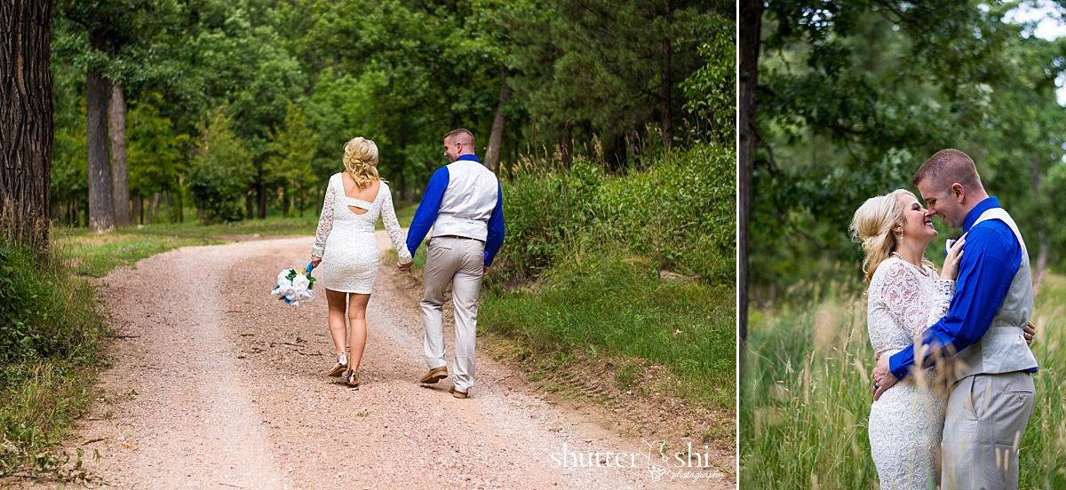 Whitewood South Dakota Wedding Photographer Sturgis Spearfish
