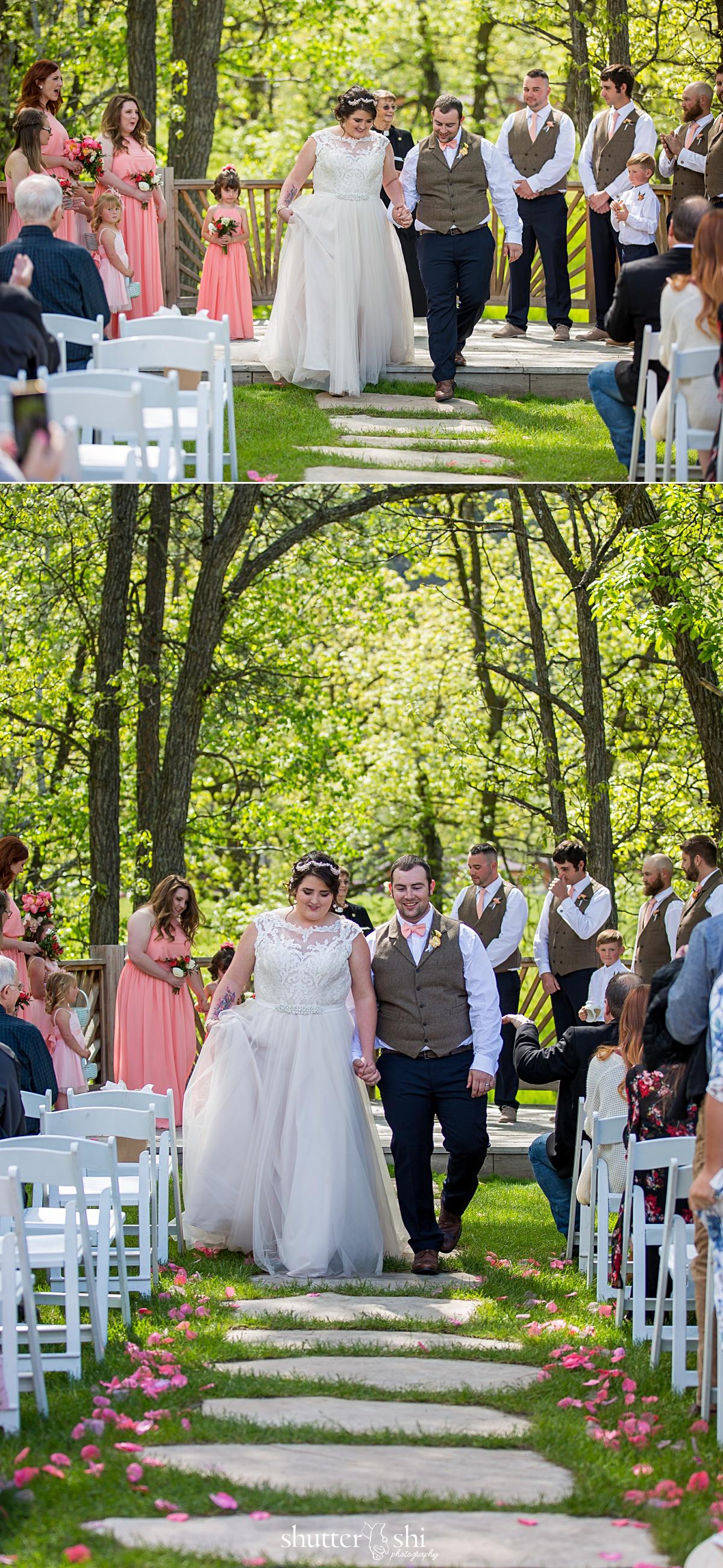 Clint-Tamra-Custer State Park Destination Wedding Spring Ceremony Lovers Leap South Dakota