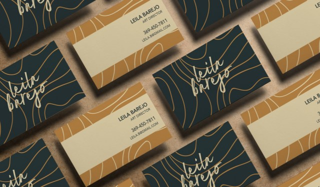 9 Fresh Ideas for Designing Creative Business Cards — Artistic Curves