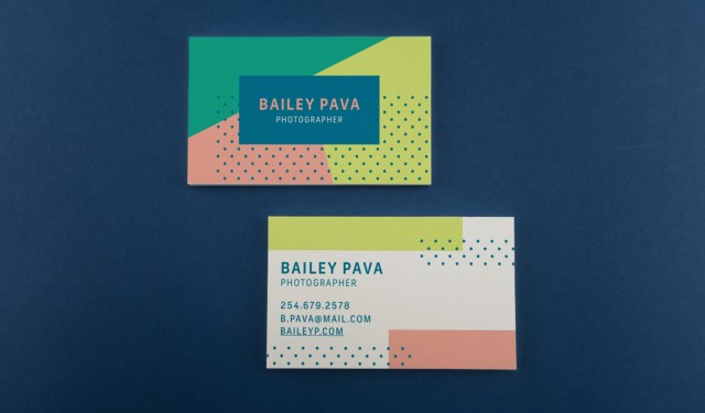 9 Fresh Ideas for Designing Creative Business Cards — Neon Pop