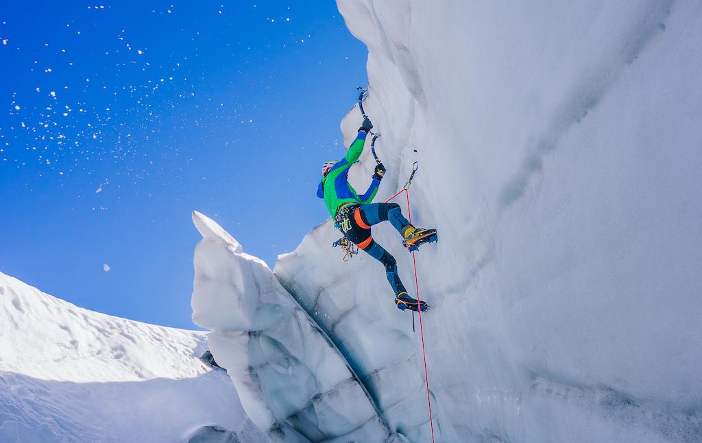 Adding Freelance Work to Resume - Epic Mountain Climber