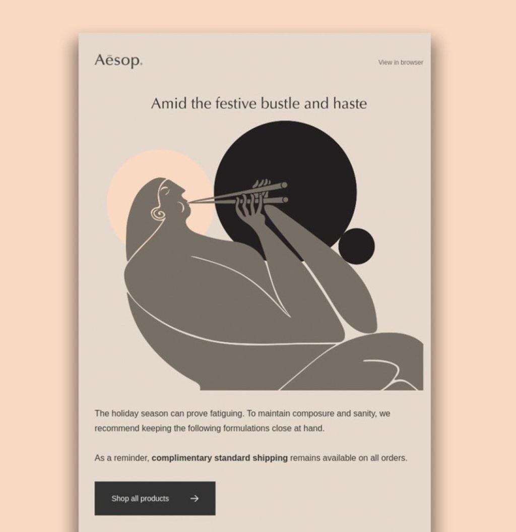 Aesop's Effective Design