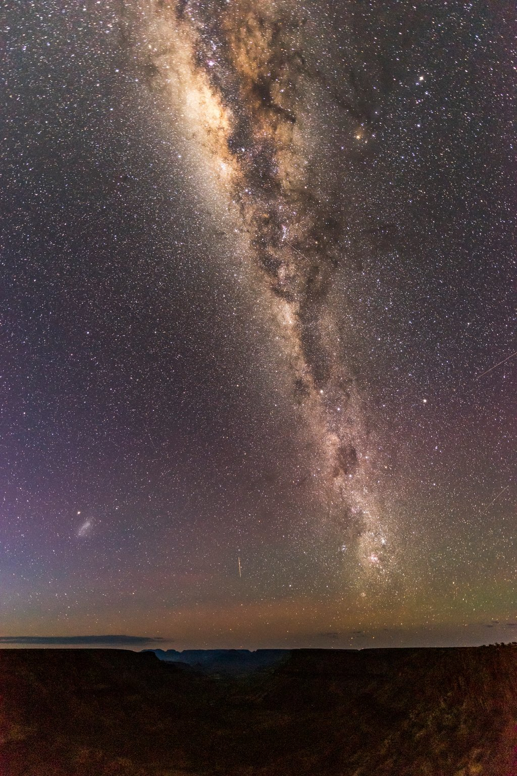 The Milky Way (South Africa)