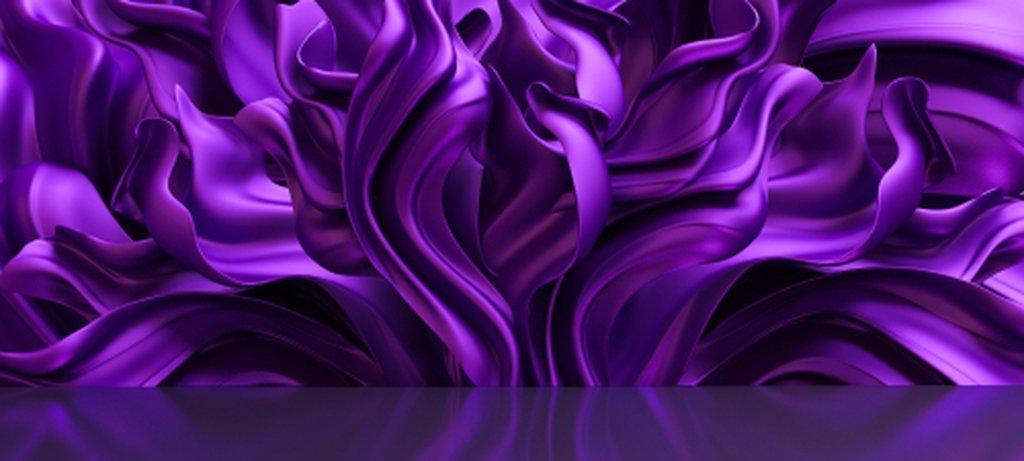 Purple Fabric