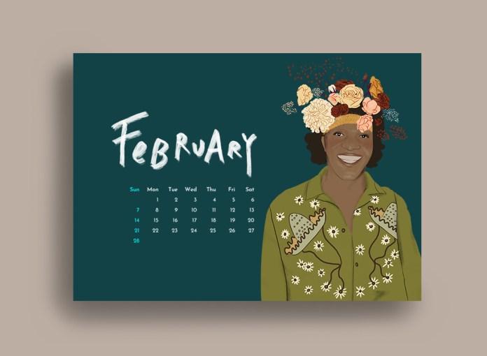 Themed Calendar