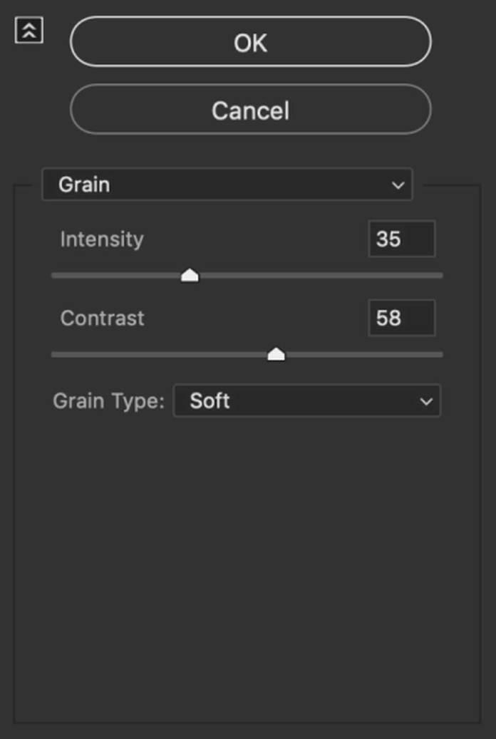 Grain Effect in Adobe Illustrator