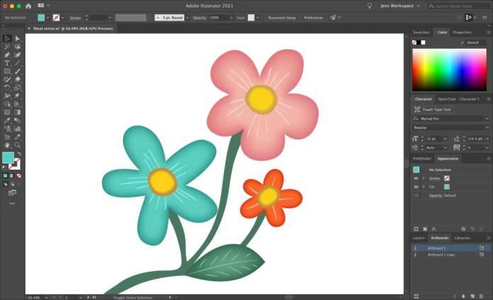Inner Glow Effect in Adobe Illustrator