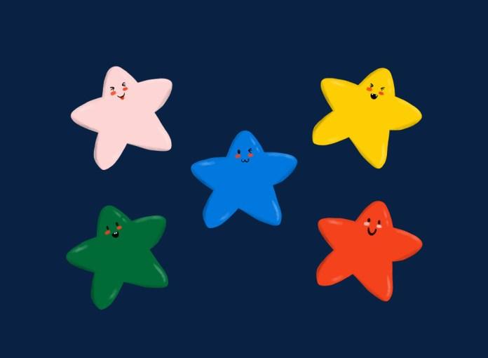 Star Clip Arts