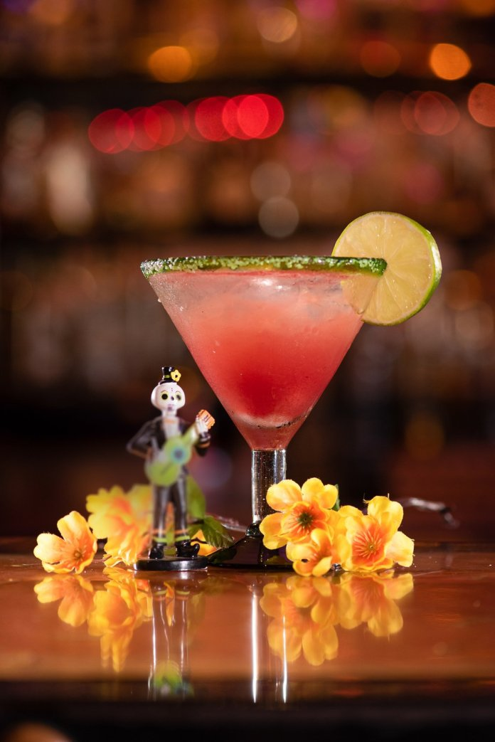Day of the Dead Margarita