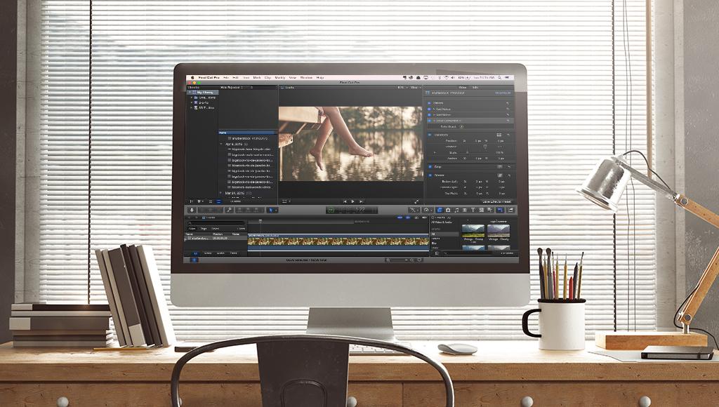 免費Final Cut Pro顏色預設濾鏡 下載10款復古風效果 | Shutterstock Blog