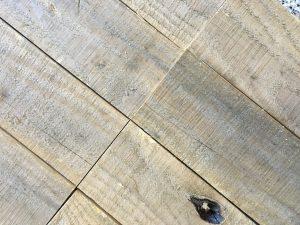 Reclaimed rustic pallet wood