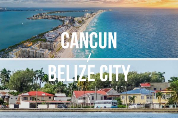 Cancun / Belize City - Private Shuttle