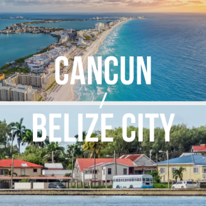 Cancun / Belize City - Private Shuttle