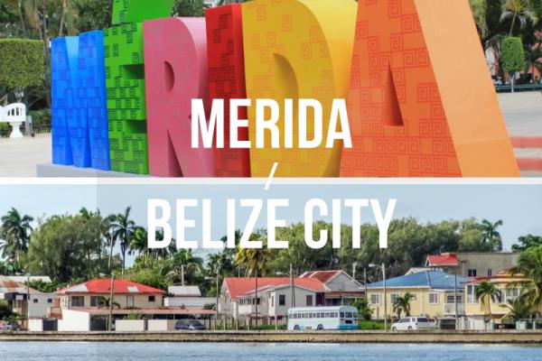 Merida, Yucatan / Belize City - Private Shuttle