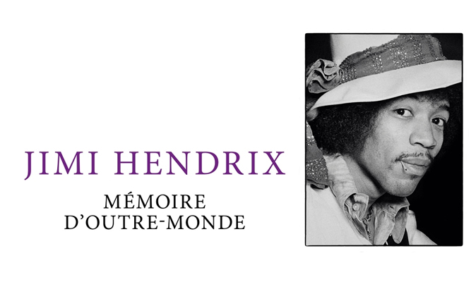 Mémoire d'outre monde Jimi Hendrix Shut Up and Play The