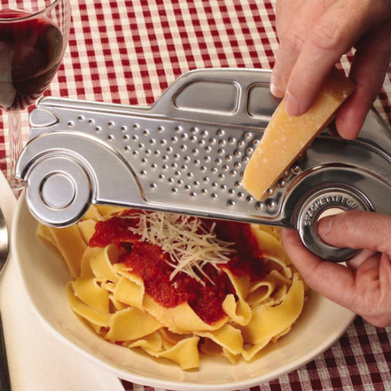 Gangster Car Cheese Grater - Shut Up And Take My Money