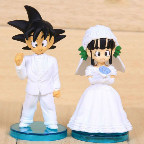 Dragon Ball Z Wedding Cake Toppers Shut Up And Take My Money