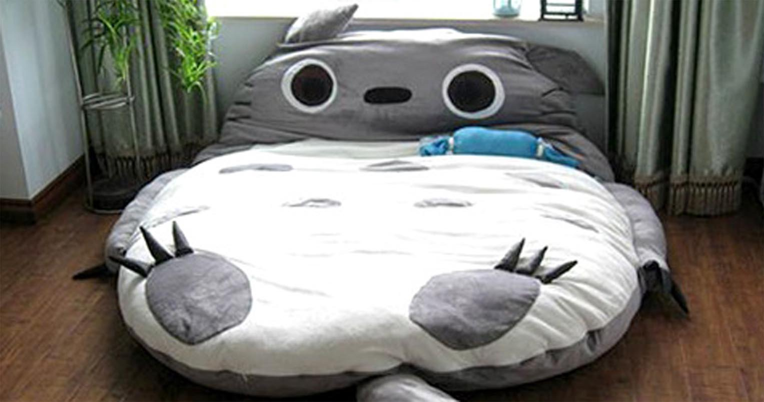 Giant Totoro Bed Shut Up And Take My Yen