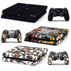 PlayStation 4 Skins Shut Up And Take My Yen : Anime & Gaming Merchandise