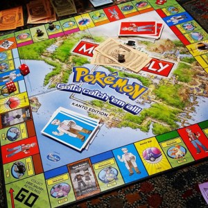 Pokemon Monopoly Shut Up And Take My Yen : Anime & Gaming Merchandise