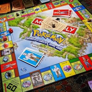 Pokemon Monopoly Shut Up And Take My Yen : Anime & Gaming Merchandise
