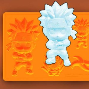 Naruto Ice Tray